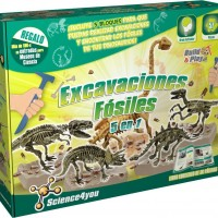 Excavaciones Fósiles 5 en 1 – Science 4 You
