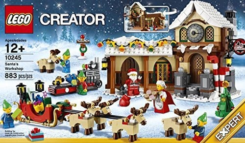 Lego Creator Taller de Papá Noel