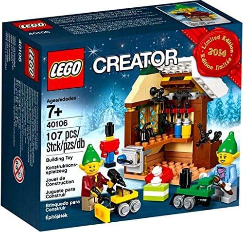 Lego Creator Taller de Juguetes