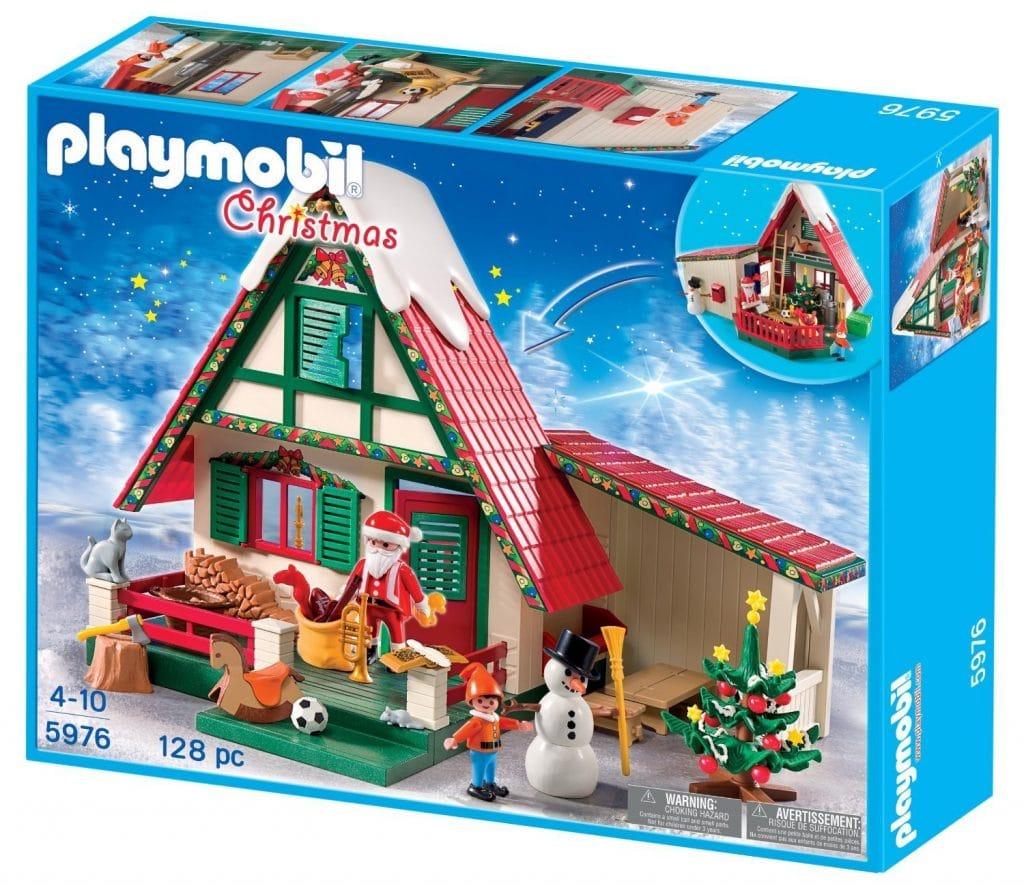 Playmobil y lego de navidad el bel n ahora s es para jugar for La casa de playmobil