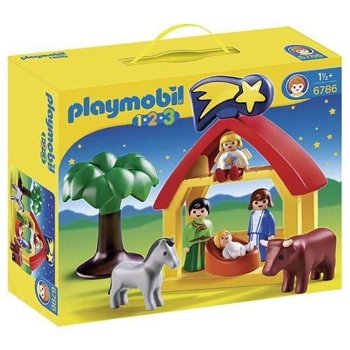 Playmobil Navidad 1.2.3 - Portal de Belén