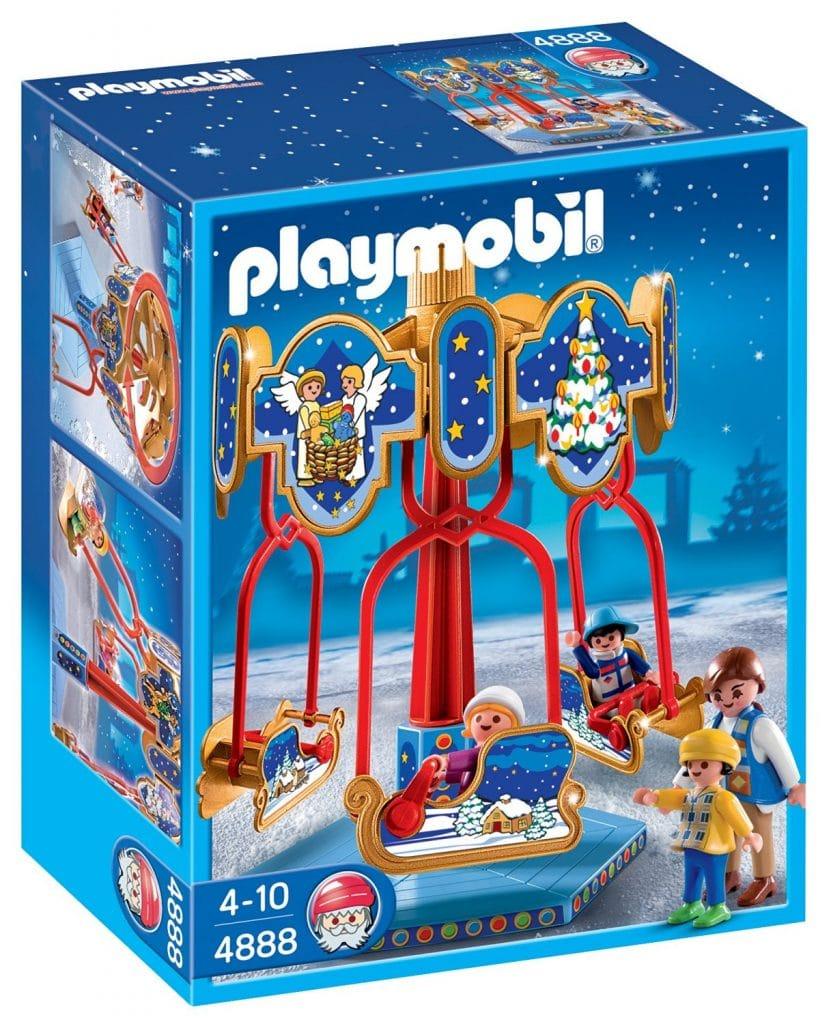 Playmobil Navidad Carrusel