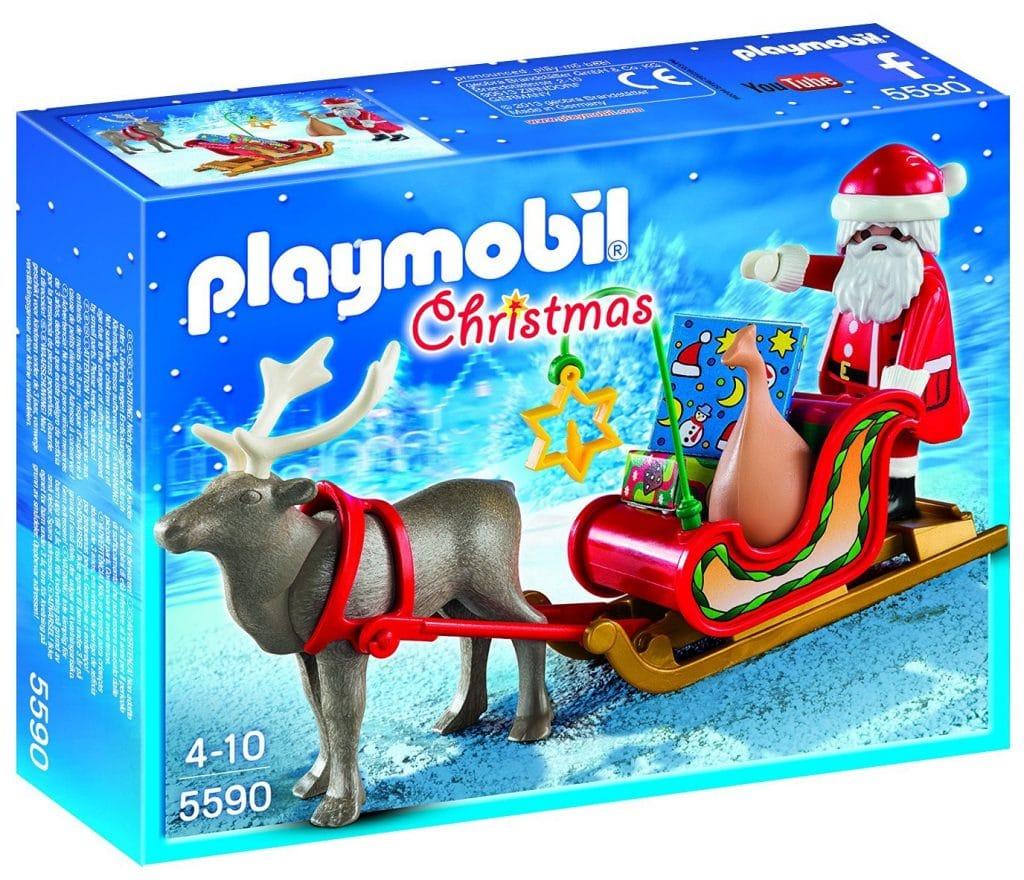Playmobil de Navidad Papá Noel