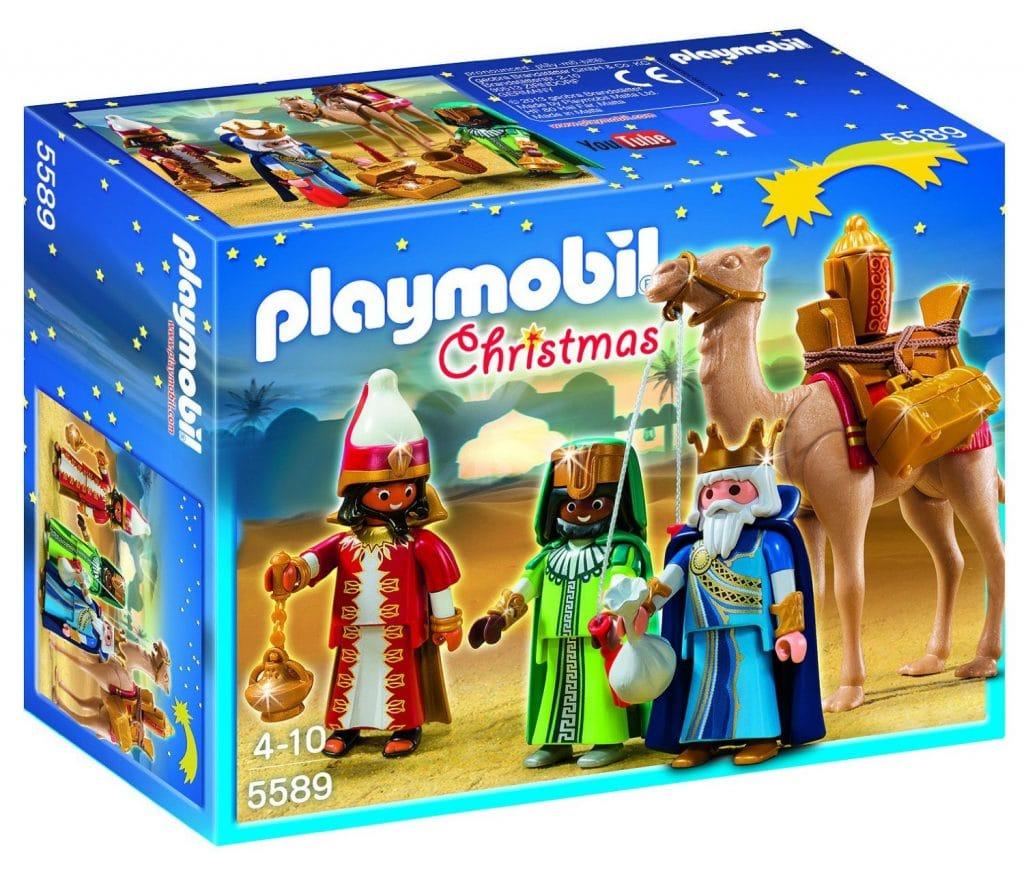 Playmobil Navidad Reyes Magos