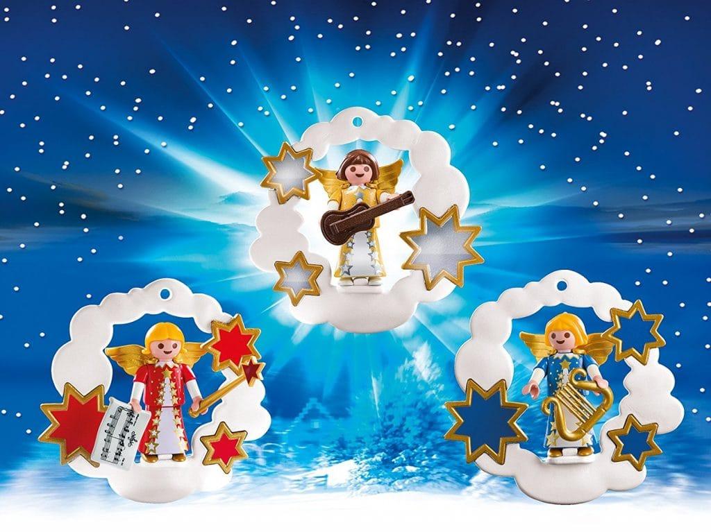Playmobil Navidad adornos