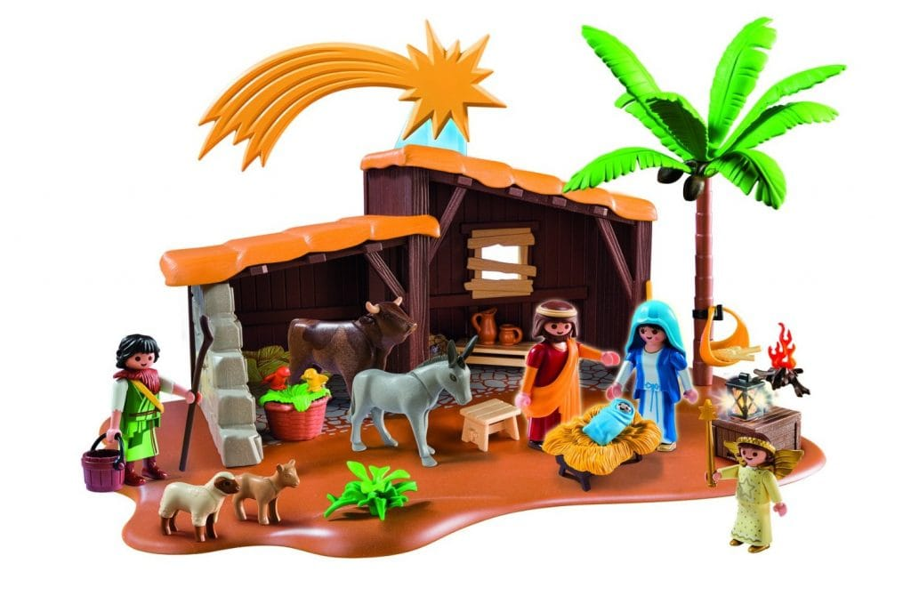 Playmobil de Navidad - Portal de Belén