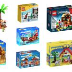 Playmobil y Lego de Navidad: el Belén ahora sí es para jugar | Navidad 2016