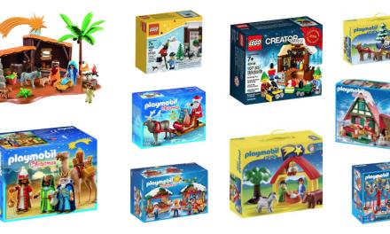 Playmobil y Lego de Navidad: el Belén ahora sí es para jugar   Navidad 2016