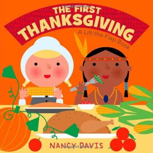 The First Thanksgiving (portada)