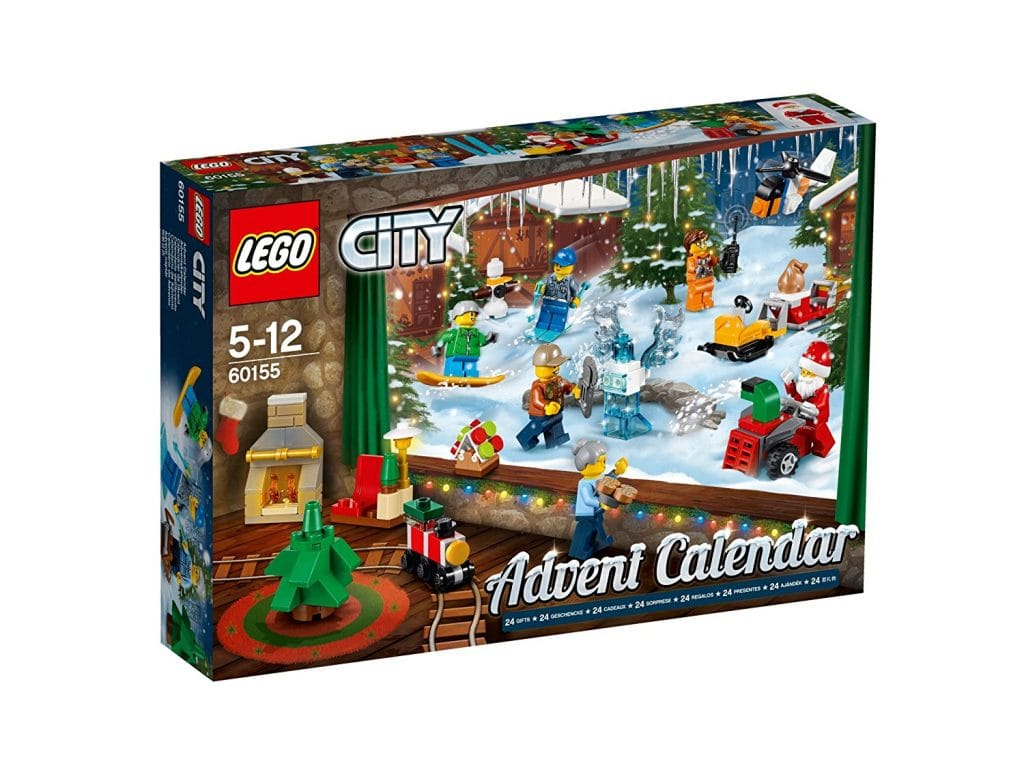 Calendario de Adviento City Town