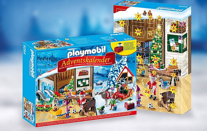 Calendarios de Adviento de Playmobil de 2020