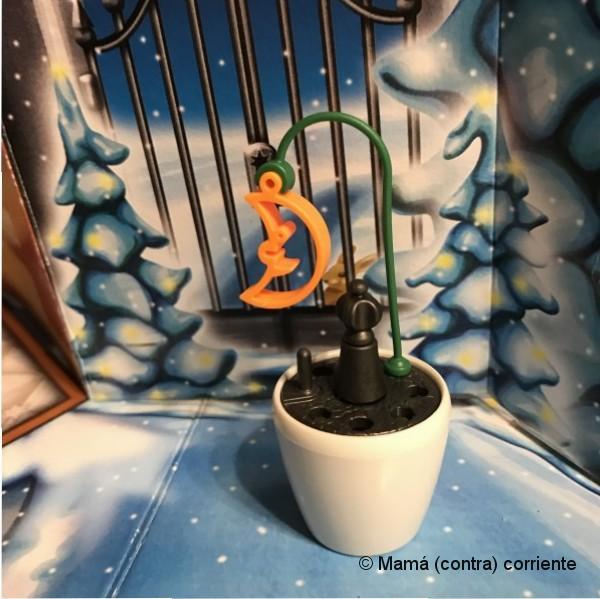 """Calendario de Adviento Playmobil """"Papá Noel Centro de Embalaje"""" - figura día 9"""
