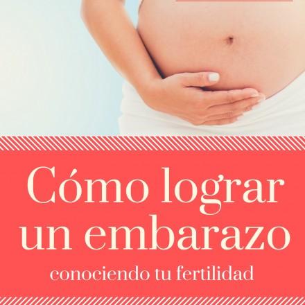 Cómo lograr un embarazo conociendo tu fertilidad - PORTADA