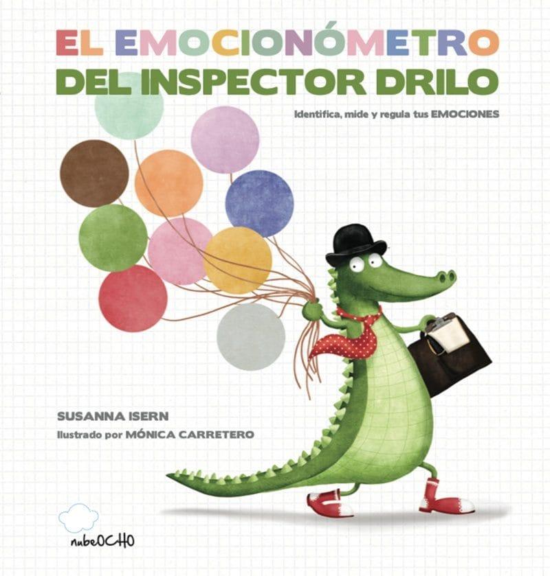 El Emocionómetro del Inspector Drilo - portada