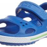 Crocs Sandal Kids: chanclas cómodas para niños de pies delicados