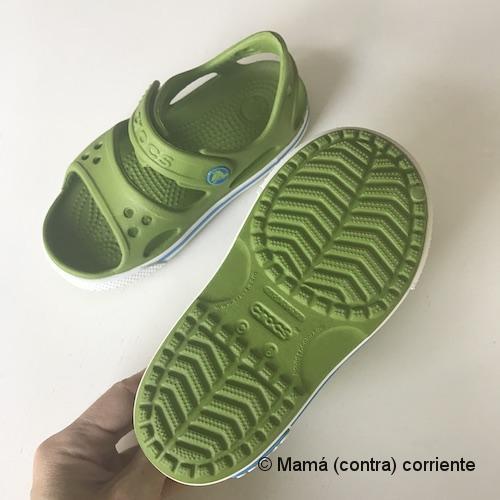 Crocs Crocband II Sandal Kids (suela)
