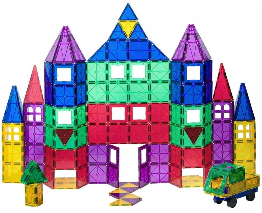 Playmags set 118piezas
