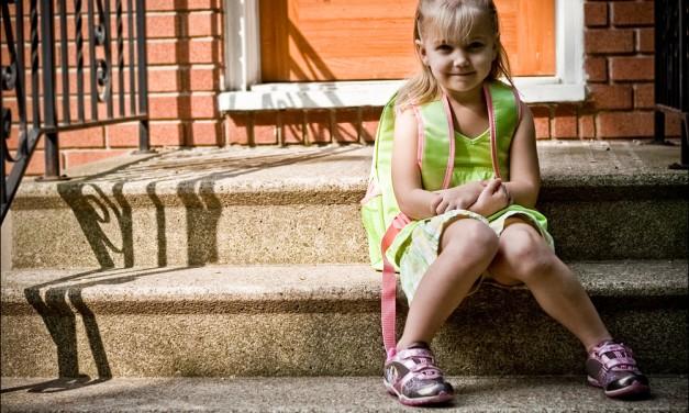 Escolarizar a los niños con tres años: ¿sí o no? Mi experiencia con dos hijos