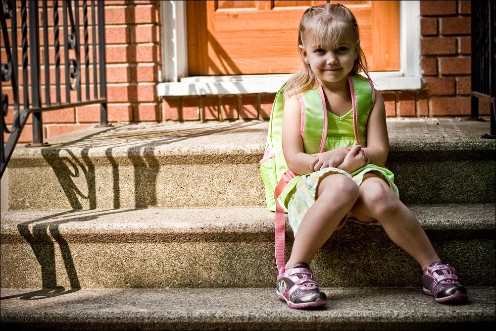 Escolarizar a niños de tres años