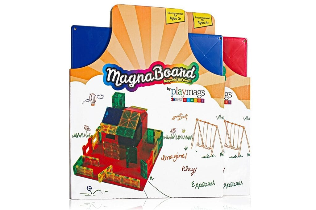 Playmags base estabilizadora
