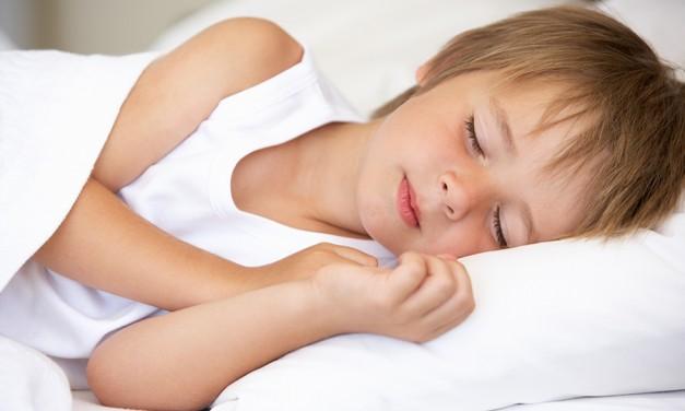 5 años para que el Peque duerma toda la noche del tirón