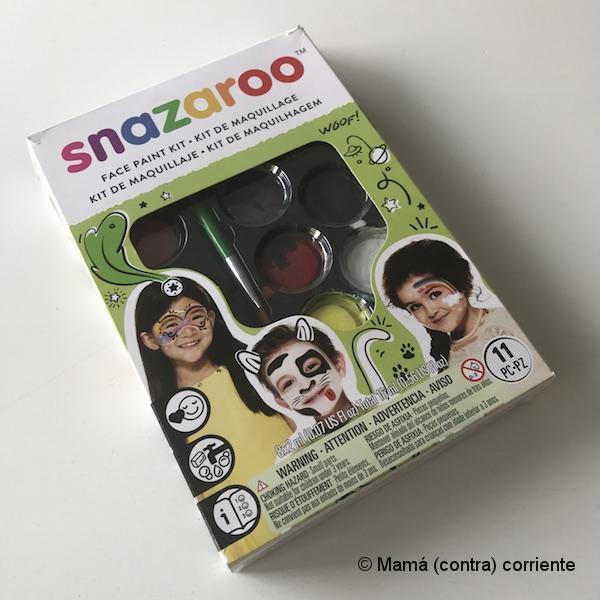 Pintura facial Snazaroo (caja)