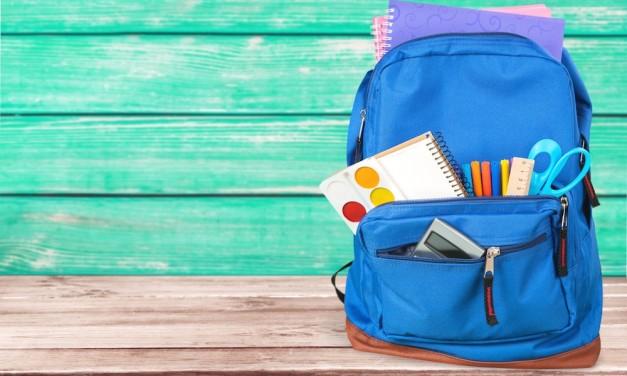 5 ventajas de preparar la vuelta al cole al inicio de las vacaciones