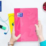 Cuadernos Oxford: 5 razones por las que elijo este material escolar