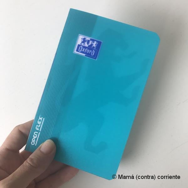 Cuadernos Oxford - libreta Open Flex