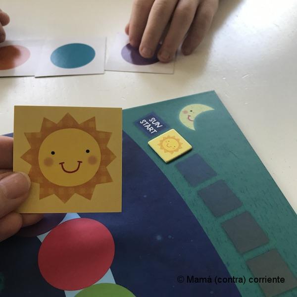 Hoot Owl Hoot! - Jugar la carta del sol