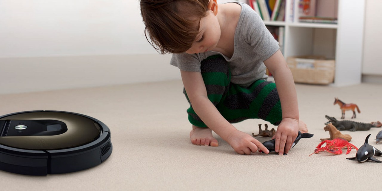 Roomba 896: el robot aspirador perfecto para casas con mascotas y niños