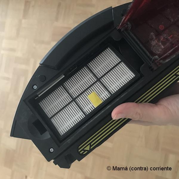 iRobot Roomba | Filtro