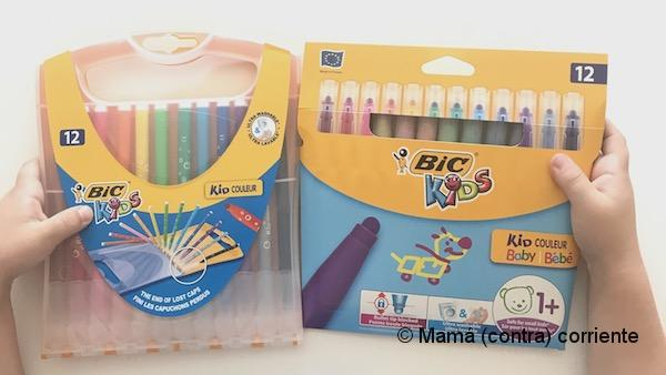 Pack favoritos BIC Kids