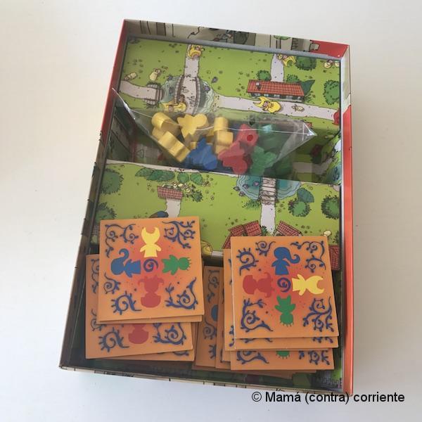 Carcassonne Junior (caja abierta)