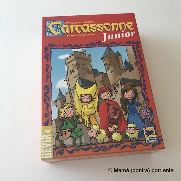 Carcassonne Junior (caja)