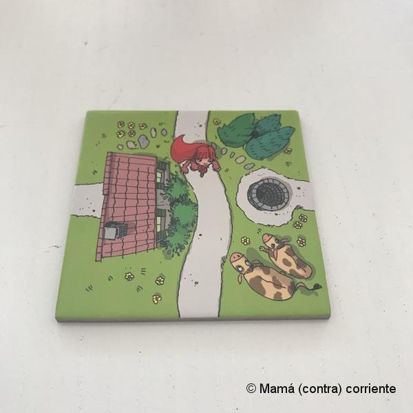 Carcassonne Junior (pieza de terreno)