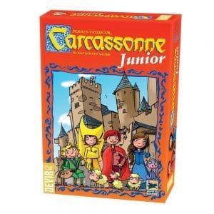 Carcassonne junior el cl sico juego de mesa de devir for Boom junior juego de mesa