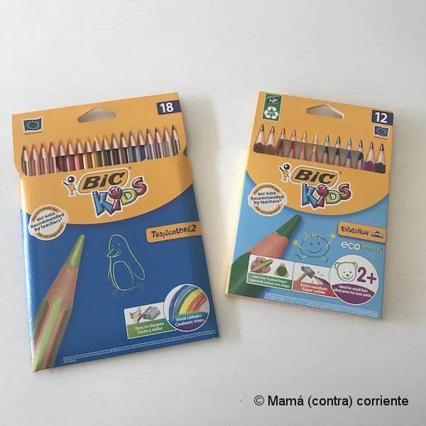 Lápices BIC Kids