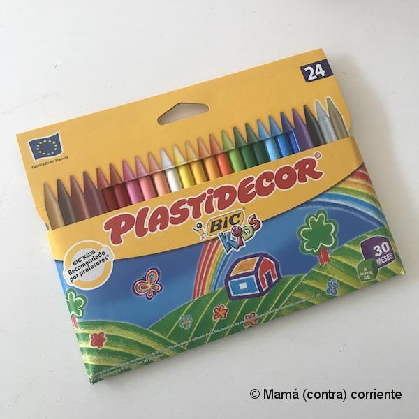 Plastidecor BIC Kids