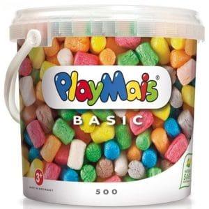 Cubo PlayMais de 500 piezas