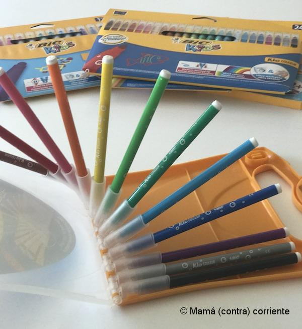 Rotuladores BIC Kids Couleur