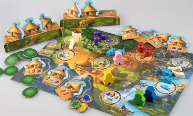 Stone Age Junior: fantástico juego de mesa para niños de Devir