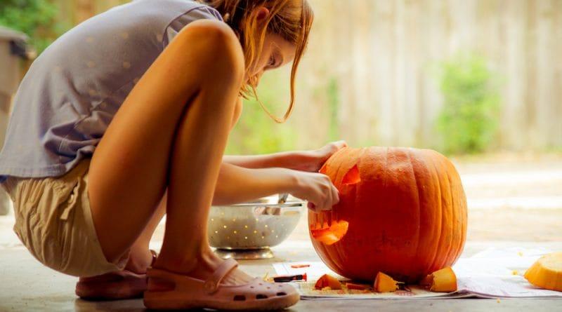 Razones celebrar Halloween con los niños