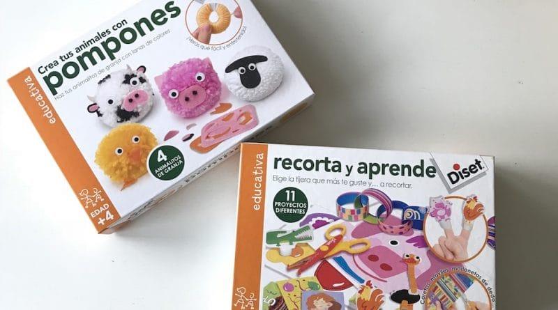 Juegos para niños didácticos de Diset