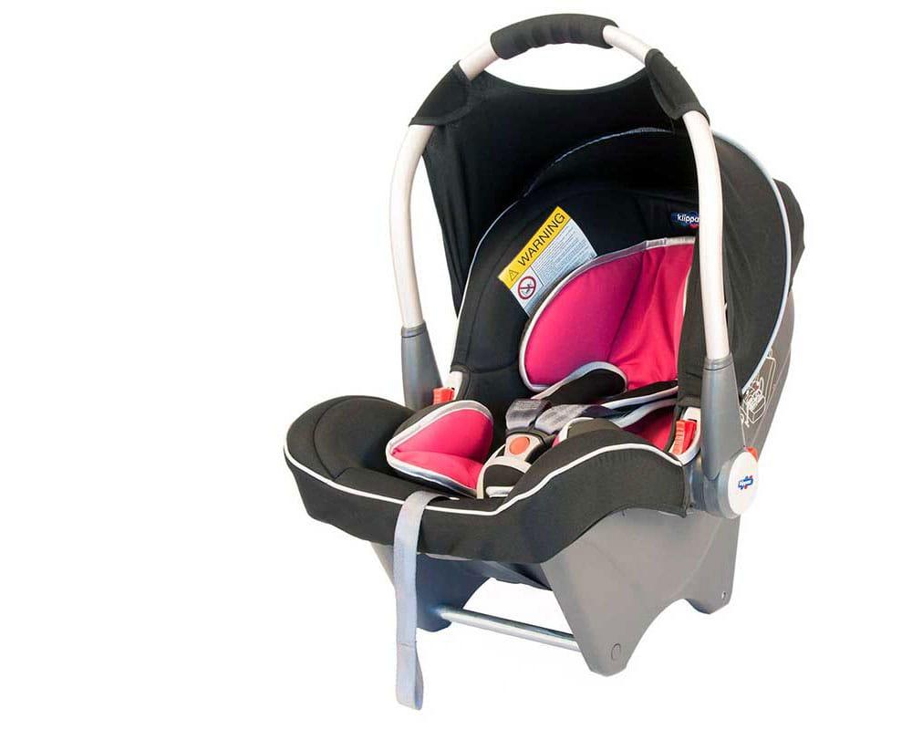 Silla bebé automóvil Klippan Dinofix