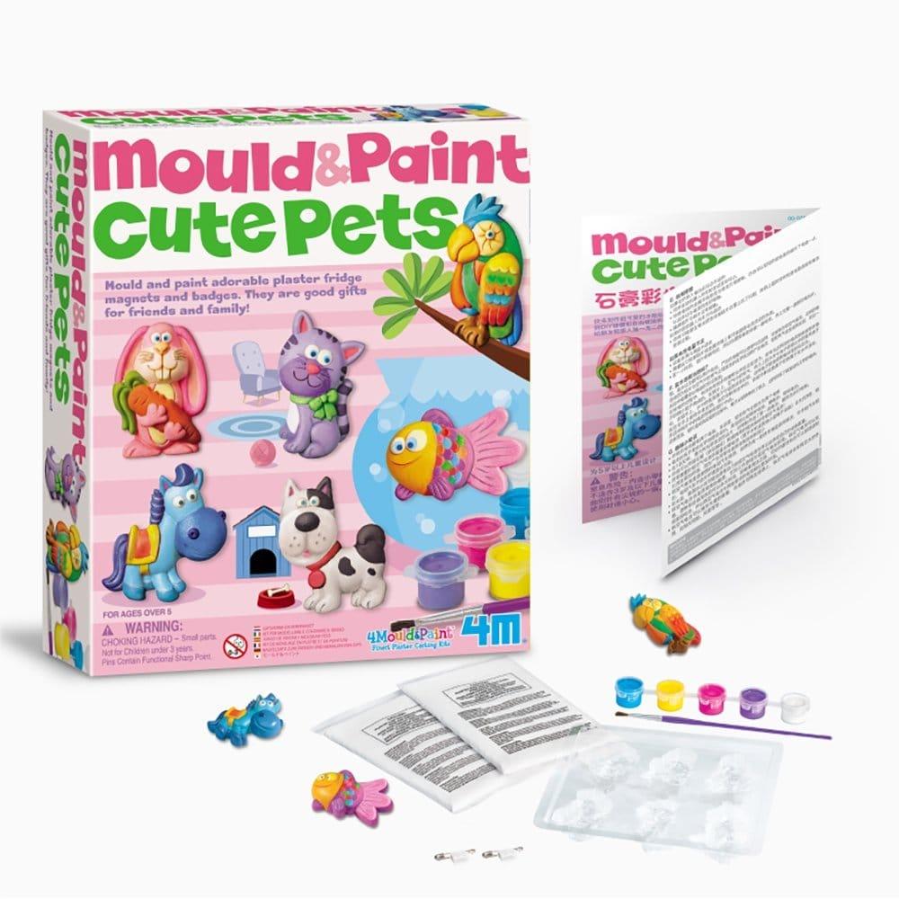 Imanes y chapas Mould & Paint