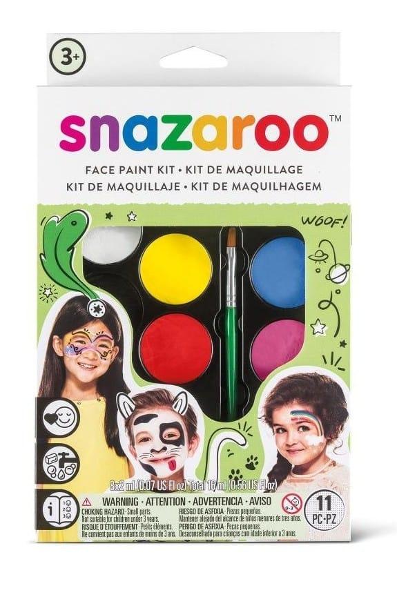 Set pintura facial Snazaroo