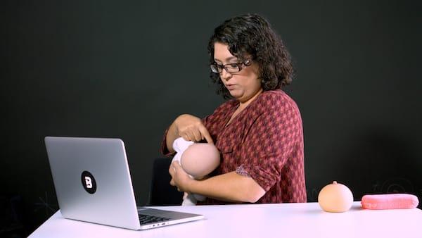 Curso de lactancia de Alba Padró en Escuela Bitácoras