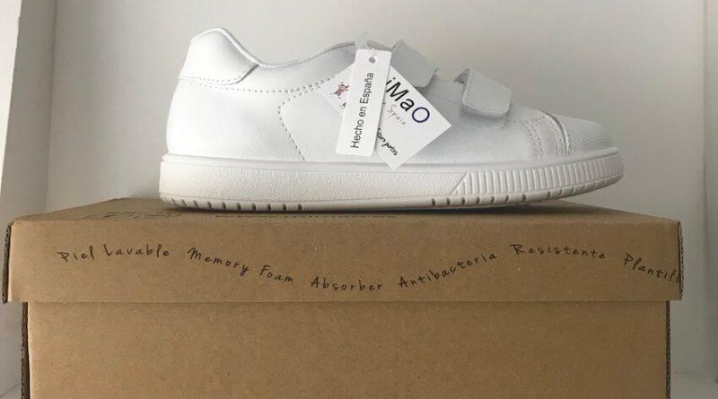 Zapatillas escolares Mimao
