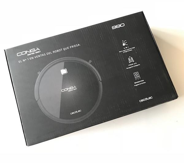 Conga Serie 990 (caja)